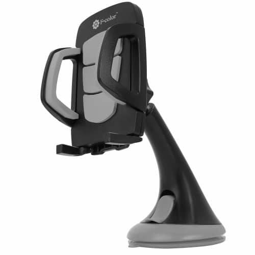 F-color Universal Car Phone Holder Car Mount GPS Holder with 360 Degree Swivel Ball Joint