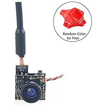 Crazepony FPV Micro AIO Camera 5.8G 48CH 25mW Transmitter  $16.98 & FREE Shipping