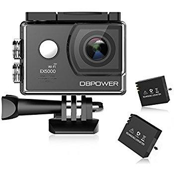 urlhasbeenblocked EX5000 Action Camera WiFi 1080P HD Sport Camera $39.59 + free shipping