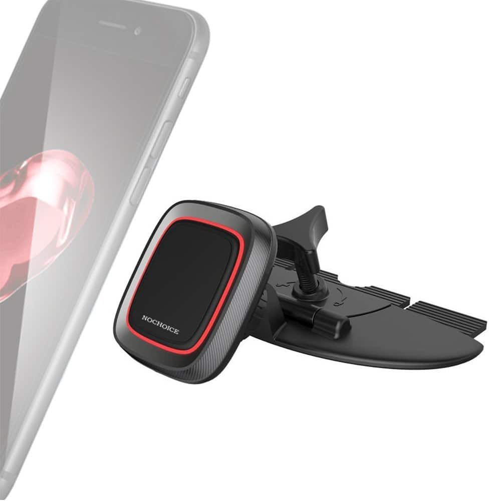 Universal Smartphone Holder, Car CD Player Slot Mount $9.74 after Coupon + Free shipping
