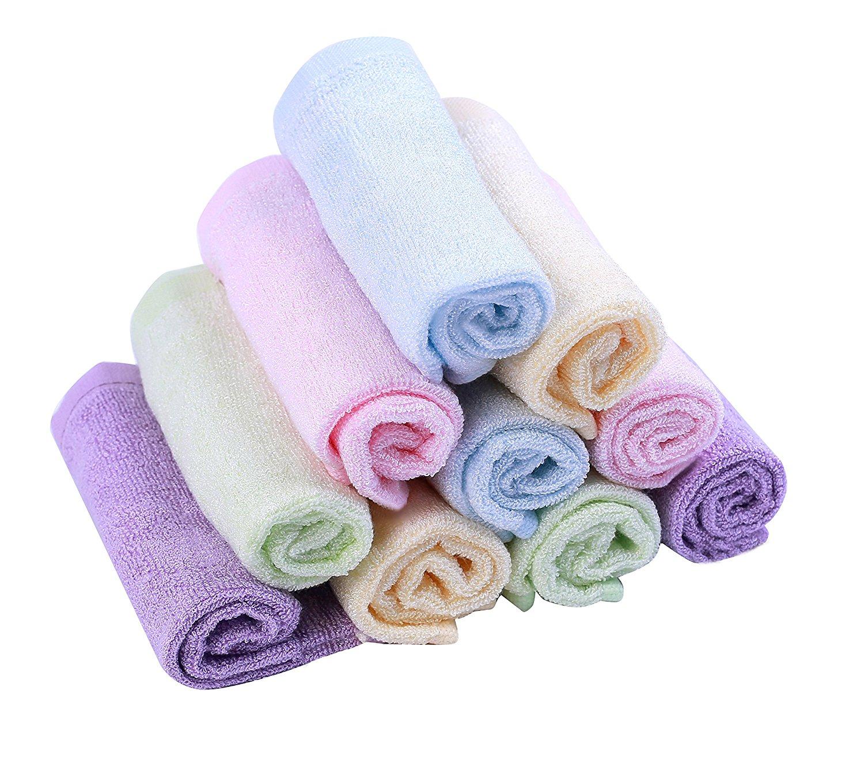 Moolecole Bamboo Fiber Baby Towel $9.99 + free shipping