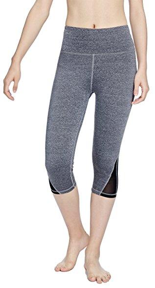 Glee&Cluster Women's Yoga Pants Capri Shorts $11.4/fs
