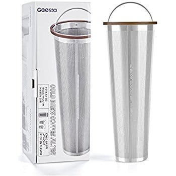 Ultra-Fine Mesh Cold Brew Coffee Filter $7.5 + free shipping