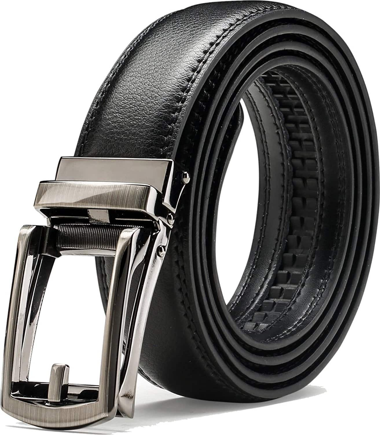 Genuine Leather Belt For Men $8.5 + free shipping