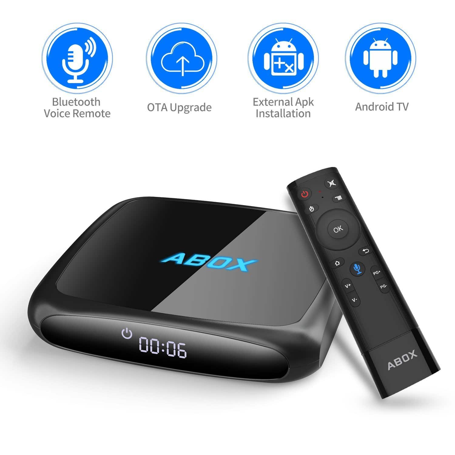 top affordable Android smart TV box