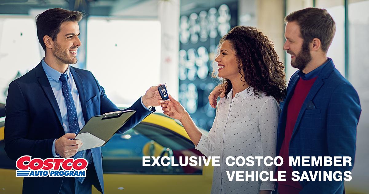 Auto Buying ZIP Code Entry | Costco Auto Program