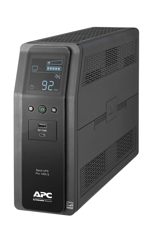 APC Sine Wave UPS 1000VA (BR1000MS) $126.29