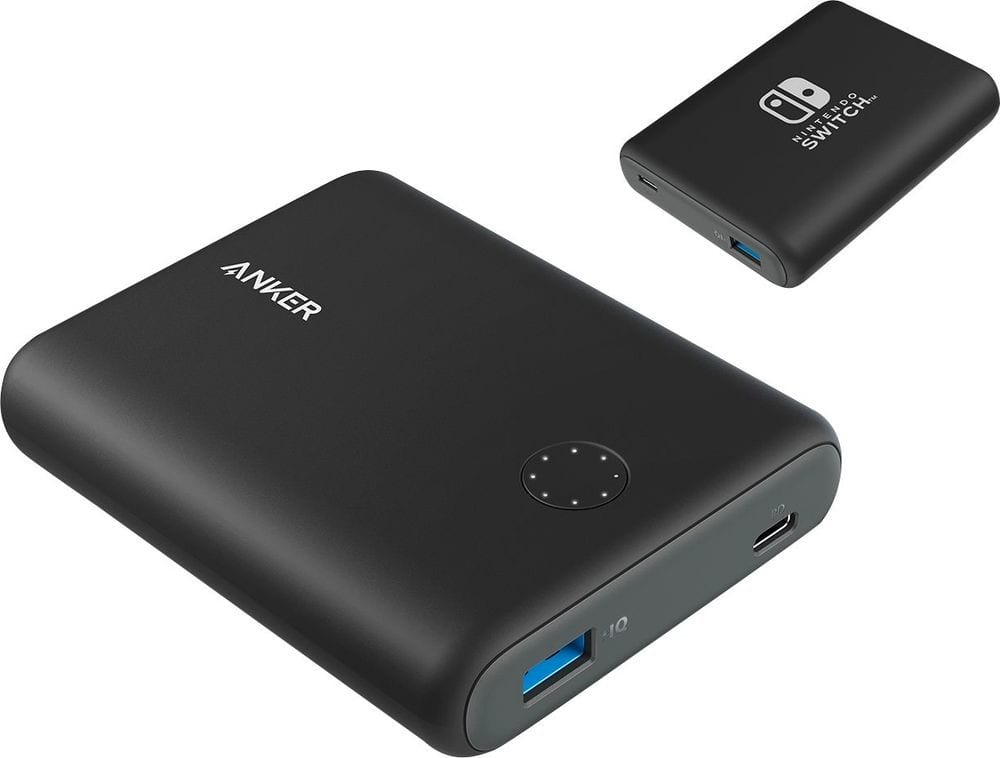 Anker Power Bank 13400mAh Nintendo Switch Edition $35 YMMV