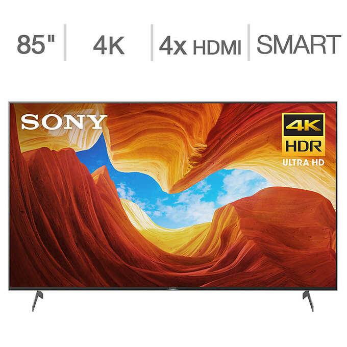 Costco Members: 85 inch Sony X90CH Series - 4K UHD TV - $2570 $2569.97