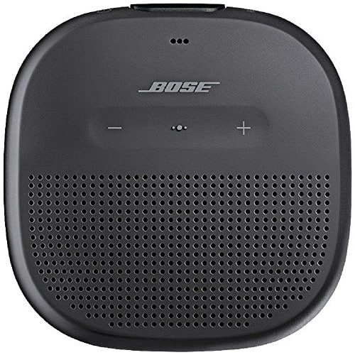 Bose SoundLink Micro, Portable Outdoor Speaker, (Wireless Bluetooth Connectivity), Black $79