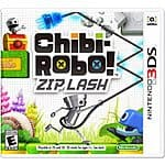 3DS Chibi Robo! Zip Lash and Amiibo Bundle Gamestop.com Pre-orders Open