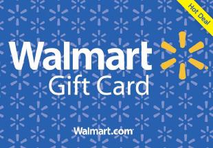 $5 Walmart eGift card from Microsoft Rewards - 6,500 points