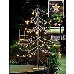 Lightshare 3FT 72L LED Fir Snow Tree Warm White +Free 10L Star Treetop Light $44.99 + fs @sears.com