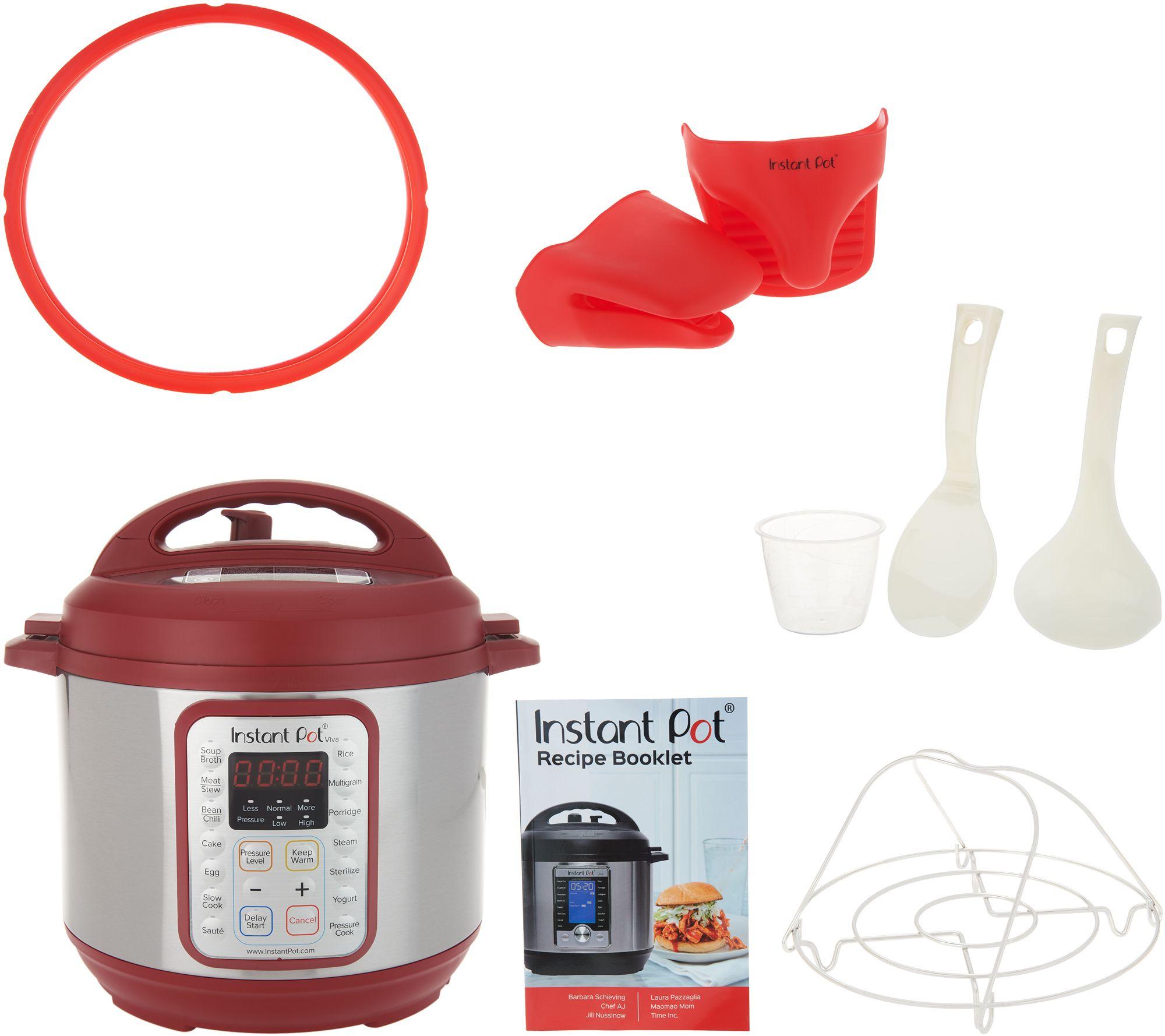 Instant Pot 6 Qt Viva 9 In 1 Digital Pressure Cooker W