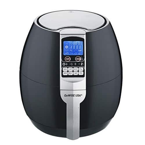 GoWISE USA 3.7-Quart Programmable 8-in-1 Air Fryer, GW22611 $49.95 FS