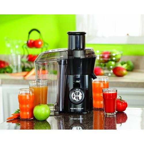 Hamilton Beach 67601A Big Mouth Juice Extractor, Black $36.66+ fs@amazon $36.99