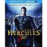 The Legend of Hercules 3D Blu-ray with Ultraviolet Digital Copy $7.99 at Amazon/Best Buy