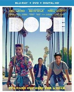 Dope (Blu-ray+ DVD + DIGITAL HD with UltraViolet) $6.96 at Amazon
