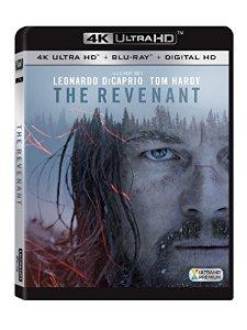 The Revenant (4K UHD Blu-ray/Blu-ray/Digital HD) $24.99 at Amazon/Target/Best Buy