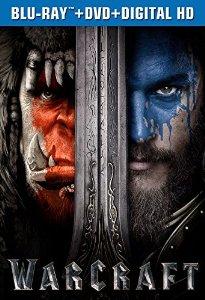 Warcraft (Blu-ray/DVD/Digital HD) Walmart Exclusive Steelbook $18.54 Pre-Order