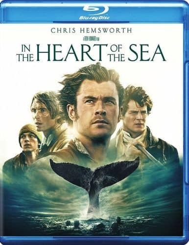 In The Heart Of The Sea or Point Break (Blu-ray/DVD/Digital HD) $6.99; Creed (Blu-ray/DVD/Digital HD) $7.99 at Best Buy