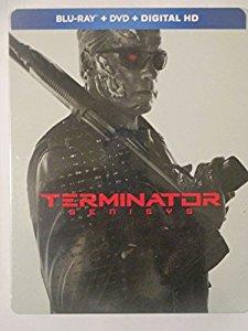 Terminator Genisys Exclusive Limited Edition Steelbook (Blu-Ray + DVD + Digital HD) $9.99 via Amazon Marketplace.