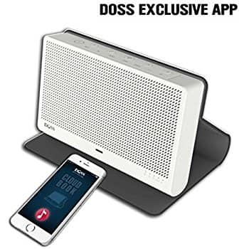 $20 Doss Cloud Book Wi-Fi & Bluetooth Multi-Room Wireless Portable Speaker was $70 Shipped Amazon