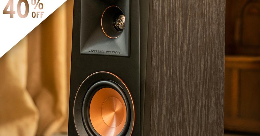 Klipsch RP-600M Bookshelf Speakers $377 Free Shipping - $377 at Klipsch