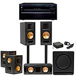 Klipsch Home Theater Systems: RF-7ii $4788, RB8Iii $2464, RF52ii