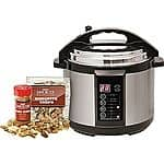 Emson Electric Indoor Pressure Smoker / Cooker