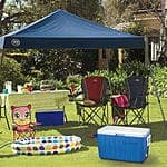 12'x12' Sportcraft Slant Leg Instant Canopy + 48-Quart Coleman Cooler Bundle (+ Possible $10 in SYW Points) $67.08 + Free Store Pickup ~ Kmart