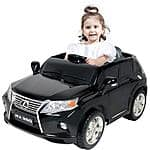 Kalee Battery-Powered Kids' Ride-On Vehicles: Lexus 12-Volt $99, MotionTrendz F1 Racer 6-Volt  from $49 & More