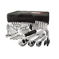 Sears Deal: 165-Piece Craftsman Mechanics Tool Set + $6 Shop Your Way Points $61.55 + Free Shipping ~ Sears