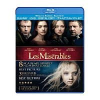 Amazon Deal: Les Miserables (Blu-ray + DVD + Digital Copy + UltraViolet)