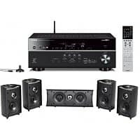 Newegg Deal: Yamaha RX-V677 7.2-Channel Receiver + Definitive Technology ProCinema 600 5.1 Speakers