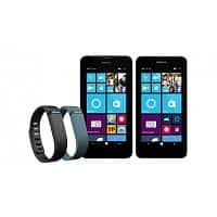 Microsoft Store Deal: Nokia Lumia 635 No Contract Smartphone + FitBit Flex Bundle from