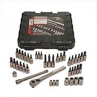 Sears Deal: 42-Piece Craftsman 1/4 and 3/8-inch Drive Bit and Torx Bit Socket Wrench Set $30 + Free Store Pickup