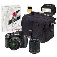 Adorama Deal: Pentax K-50 DSLR: Body $397, w/ 18-55mm Lens $497, w/ 18-55mm + 50-200mm Lenses