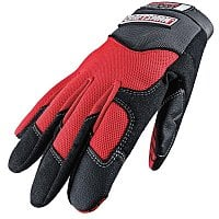 Sears Deal: Craftsman Red Mechanics Gloves (M,L, XL) $8.54 + Free Store Pickup ~ Sears