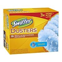 Amazon Deal: Swiffer Cleaning Products: 16-Ct Duster Refills $6.10, 32-Ct  Dry Sweeping Cloth
