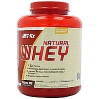 Amazon Deal: 5lbs. MET-Rx Whey Protein (Chocolate)
