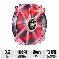 TigerDirect Deal: Cooler Master 200mm Red LED Case Fan