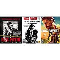 Newegg Deal: Max Payne Triple Pack: 1, 2 & 3 (Online Game Codes)