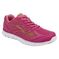 Sears Deal: LA Gear Women's Lightning Running Athletic Shoe (Pink/Lime) $11.99 + Free Store Pickup ~ Sears