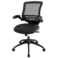 Office Depot Deal: Realspace Calusa Mesh Mid-Back Chair (Black or Silver)