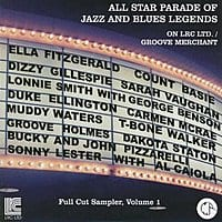Amazon Deal: All Star Parade of Jazz & Blues Legends: Vol. 1 & 2 (MP3 Album Download)