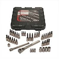 Sears Deal: 42-Piece Craftsman 1/4 and 3/8-inch Drive Bit and Torx Bit Socket Wrench Set $29.96 + Free Store Pickup