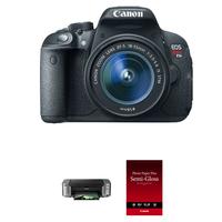 RitzCamera Deal: Canon T5i DSLR w/ 18-55mm STM Lens + PIXMA Pro-100 Printer + Photo Paper & More
