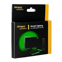 Amazon Deal: Antec Advance 6-LED USB-Powered Accent Lighting Strip (Green)