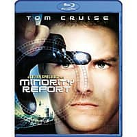 Walmart Deal: Minority Report (Blu-ray)